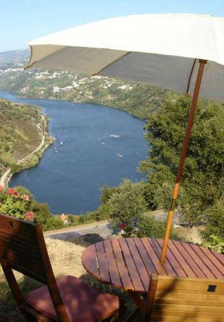 Moradia com vistas para o rio Douro