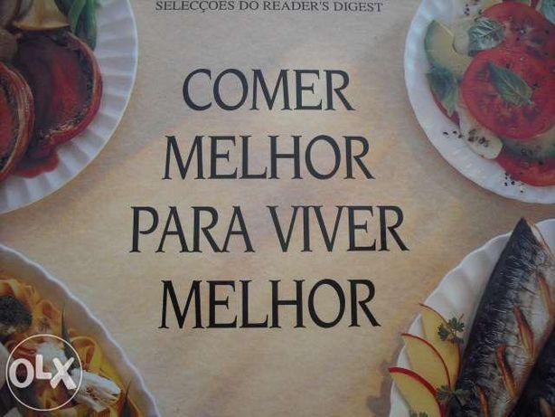 """""""Receitas Maravilhosas -Comer Melhor para Viver Melhor"""""""