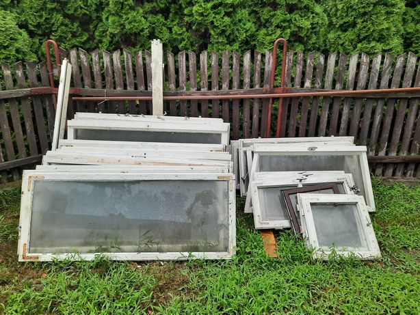 Oddam drewniane okna
