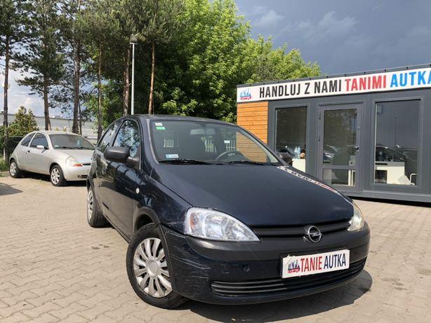 Opel Corsa 1.0 Benzyna • Okazja • Ekonomiczne • Fajny Stan