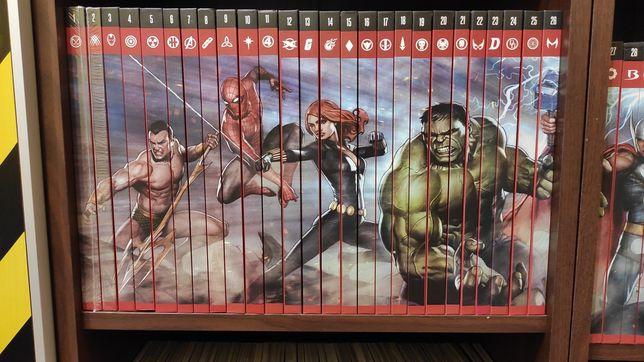 Kolekcja Hachette Superbohaterowie Marvela 1-99 nowe wysyłka w cenie