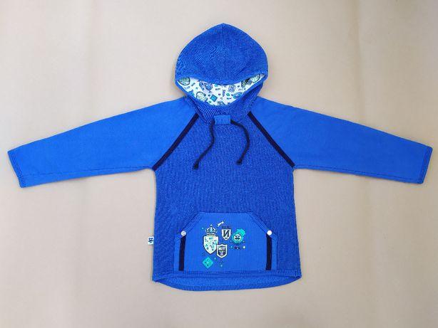 Реглан свитер Smil мальчику 4 года рост 104см
