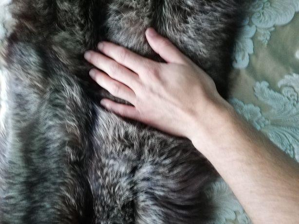 Estola de pêlo grande