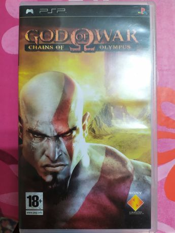 God of War Chains of Olympus (PSP)