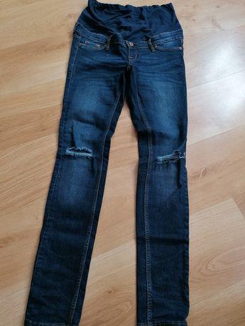 Spodnie Jensowe HM 36 ciążowe