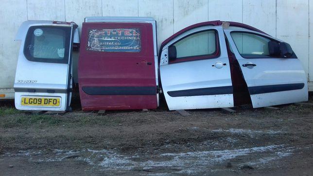 Pegout Expert Fiat Scudo Citroen Jumpy Двері Дверь Двери Дверка