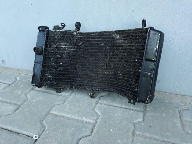 Chłodnica Suzuki GSX-R Srad 600/750 Sprawna 100%! Układ chłodzenia
