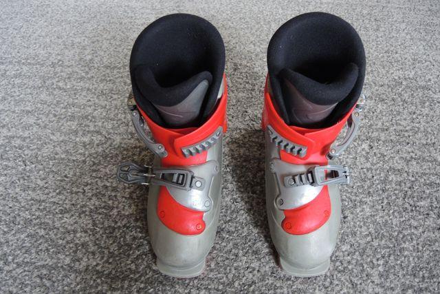 Buty narciarskie, dziecięce Salomon T2, stan bdb