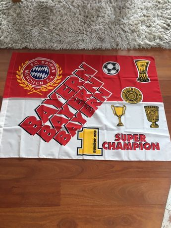 Flaga Bayern Monachium