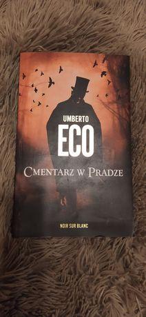 Książka: Cmentarz w Pradze, autor Umberto Eco