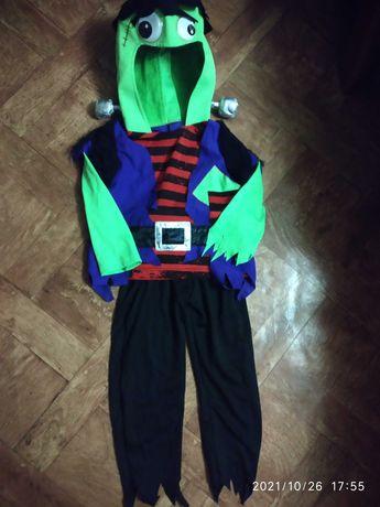 Костюм для Хеллоуин, карнавальный костюм, Зомби