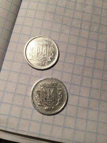 2 копейки Украина 1994года