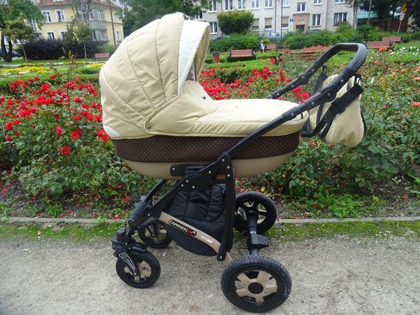 Wózek Camarelo Carera 3w1 stan bdb