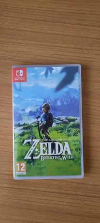The Legend Of Zelda Brath Of The Wild Nintendo Switch