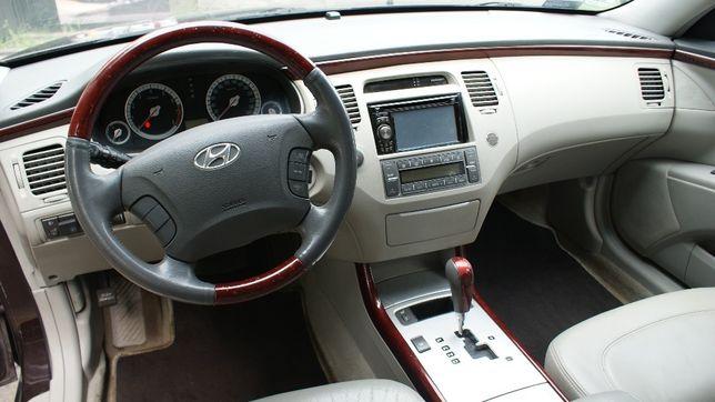 Konsola Kokpit Hyundai Grandeur Azera 2005 do 2011