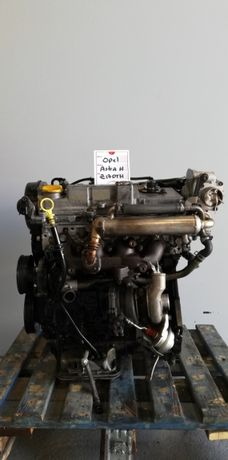 Motot Opel Astra H 1.7 CDTI Ref: Z17DTH Injecção Bosch