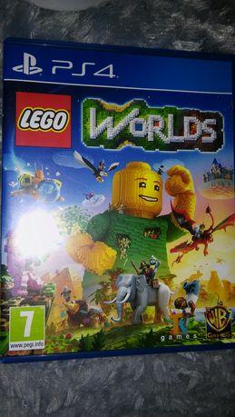 Gra na psp4 lego worlds