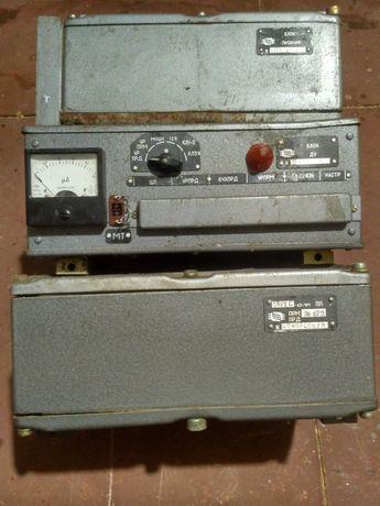 Радиостанция 51РТС-А2-ЧМ 3 блока