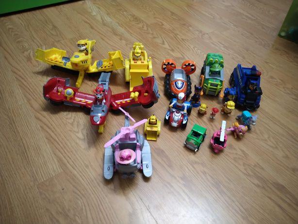 Sprzedam zabawki Psi patrol