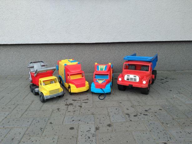 Samochody firmy wader