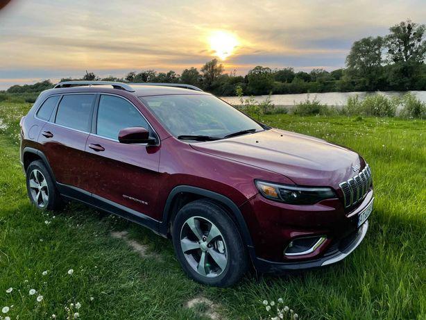 Продам Jeep Cherokee LIMITED 2019 2.0T 4x4