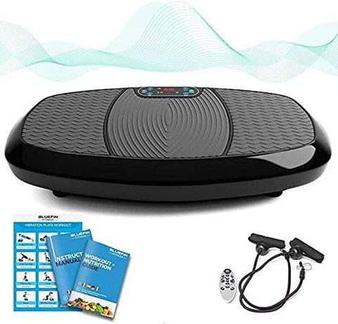 Platforma wibracyjna do ćwiczeń BLUEFIN Fitnes 3D z Bluetooth NOWA