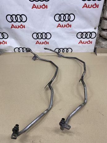 Трубка охлаждения АКПП Audi A4 B8 A5 2.0 tfsi 8K0317817AT 8K0317818AT