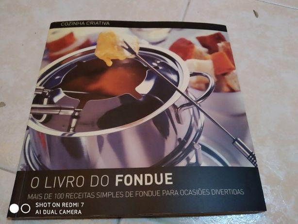 o livro do fondue - 100 receitas