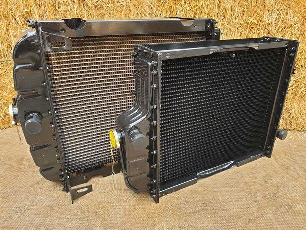 Радиатор водяной МТЗ-80/82 Д-240 ЮМЗ Д-65 сердцевина Медь
