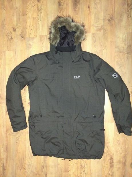 Зимняя куртка Jack Wolfskin 54 размер