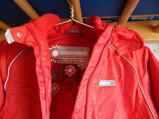 Куртка Reima Tec зимняя, рост 140-146