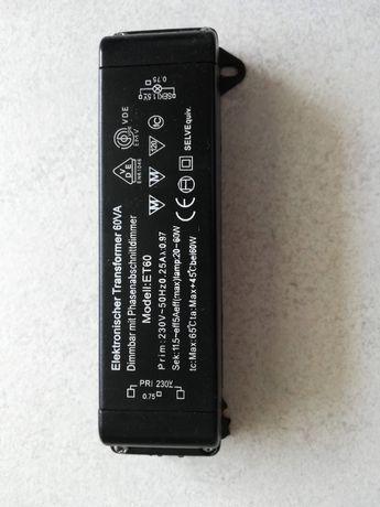 zasilacz żarówka 20-60 wat 11.5 volt używany