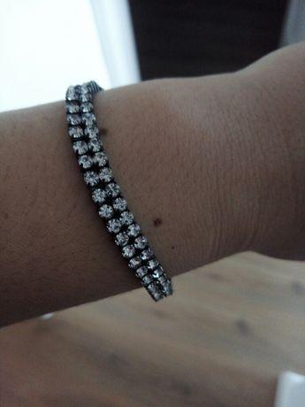 Vendo pulseira de brilhantes nova