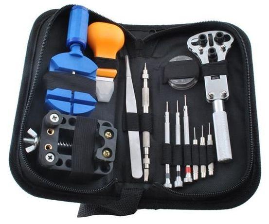 Набор для ремонта часов 13ел,набор часовщика,инструменты для ремонта