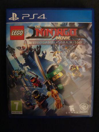 Lego The Ninjago Movie Gra Wideo PL Ps4