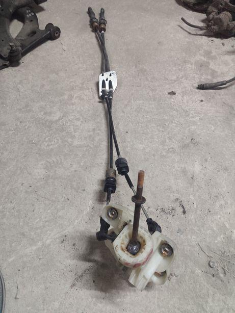 Мазда2 mazda2 09-13г бенз кулис тросы переключения передач 5-ти ступка