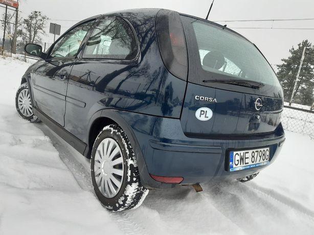 Corsa C Lift / 2003r / 1.3 diesel