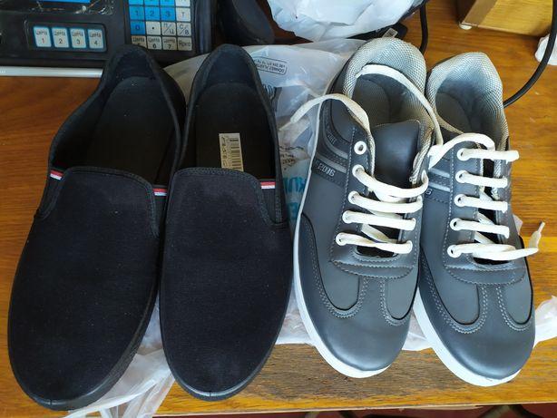 Новая обувь Турция кроссовки и мокасины