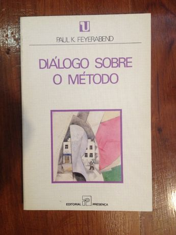 Paul K. Feyrabend - Diálogo sobre o Método