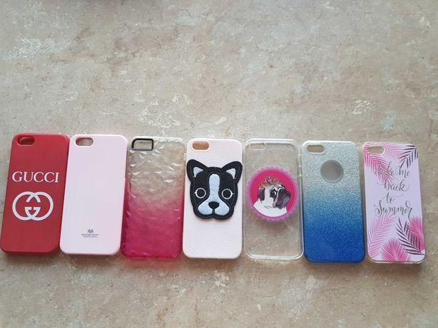 Etui do Iphone SE, 5S i 5