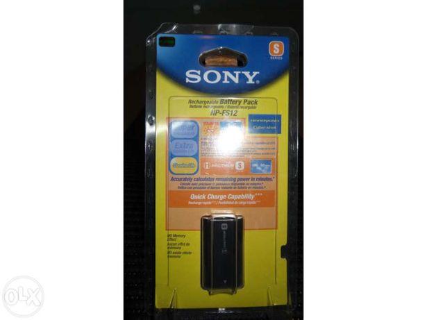 Bateria sony mod np-fs12