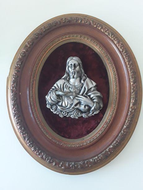 Vendo esta imagem de Cristo antigos