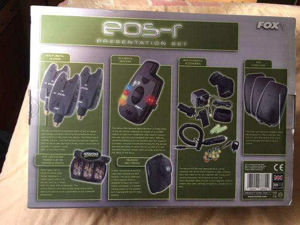 Продам комплект сигнализаторов Fox EOS R Presentation Set