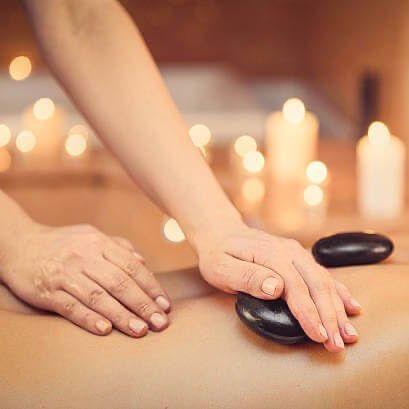 Обучение массажу стоунтерапия.