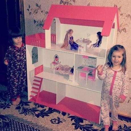 Кукольный дом домик для кукол