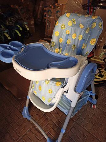Новый стул для кормления ребенка Sigma 6500 руб