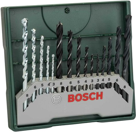 Bosch Mini X-Line - Pacote de brocas