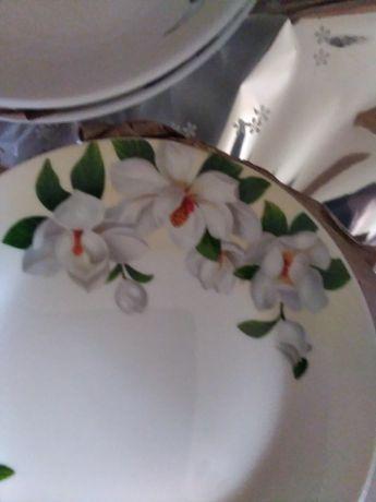 Новый набор подарочный столовый жасмин