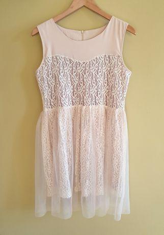 Платье нарядное. Размер M-L
