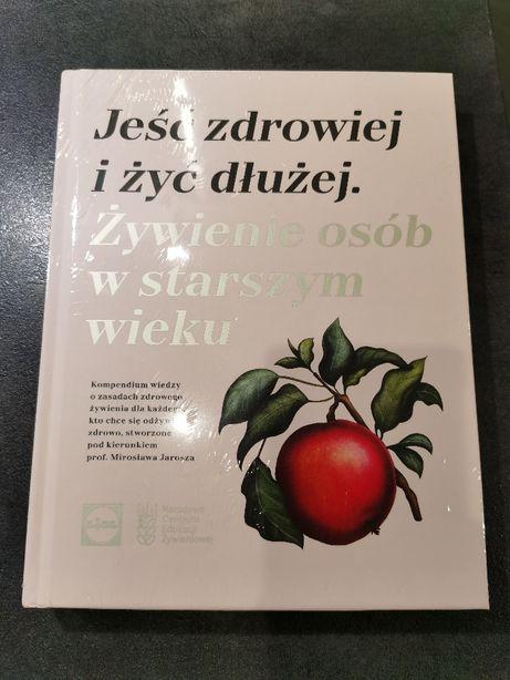Książka Lidl Jeść zdrowiej i żyć dłużej.